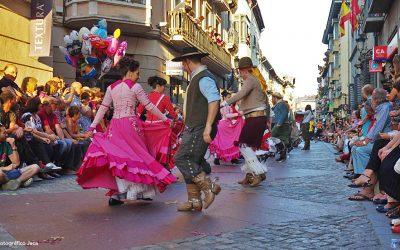 Jaca volverá a ser la capital del folklore mundial