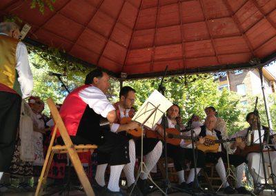 """Grupo Folklórico """"VIRGEN DE LA VEGA"""" de Murcia"""