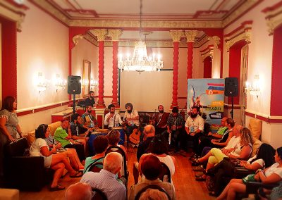 Conoce el folclore con las charlas coloquio del Festival