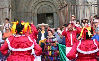 El Festival Folklórico de los Pirineos se presenta en FITUR