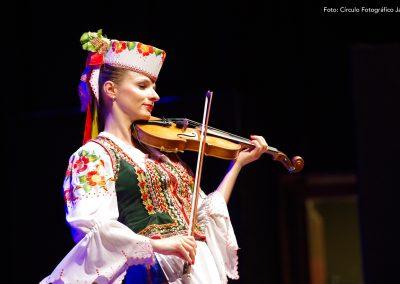 "Grupo Folklórico ""RADOST"" de Bielorrusia"