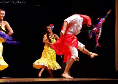"Ballet Folklórico ""MANUEL ACOSTA"" de Bolivia"
