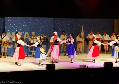 "Grupo Folklórico ""NICE LA BELLE"" de Francia"