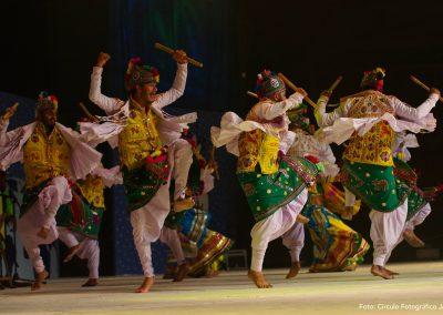 "Conjunto Folklórico ""RAAGA"" de India"
