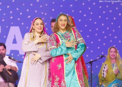"Conjunto Folklórico ""LEYMER"" de Irán"