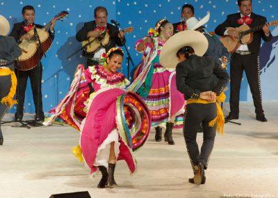 "Grupo Folklórico ""MAGISTERIAL DE CHIAPAS"" de México"