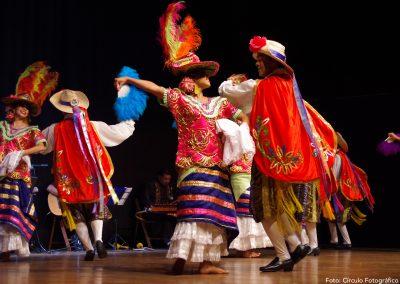 "Ballet Folklórico ""TEPENAHUALT"" de Nicaragua"