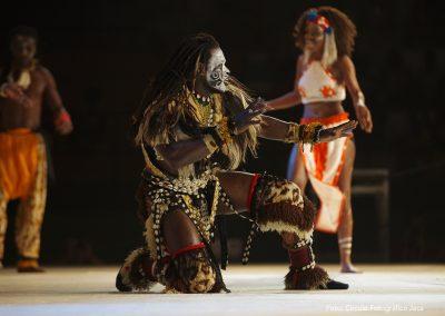 "Ballet Folklórico ""JAMMU"" de Senegal"