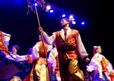 "Conjunto Folklórico ""TCHAÏKA"" de Ucrania"