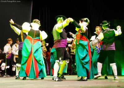 Grupo de Jota Uruel de Jaca