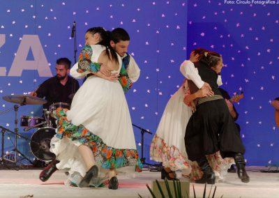 """Uruguay: Conjunto Folklórico """"CANELONES"""" Danza independiente"""