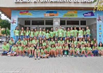 Voluntarios del Festival 2017