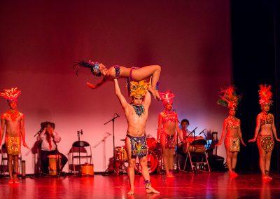 """Colombia: Grupo Folklórico Nacional """"BALLET LAS AMÉRICAS"""""""