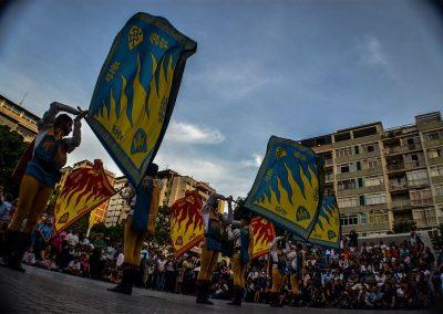 Italia: Sbandieratori Ducato Caetani