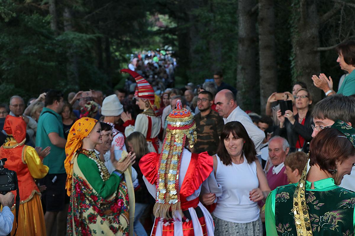 Jaca, lista para celebrar la 50 edición del Festival Folklórico de los Pirineos