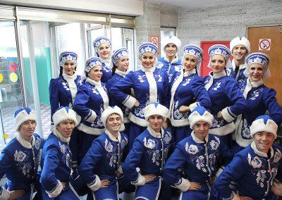 "República de Tatarstán: Grupo Folklórico Nacional ""SALAVAT COUPERE"""