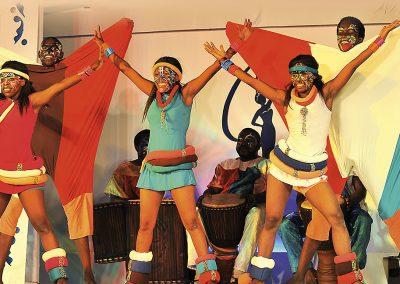 "Tanzania: Grupo Folklórico Nacional ""LUMUMBA"""