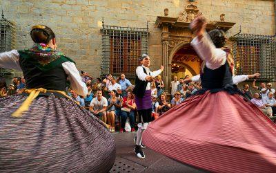 El concurso de fotografía del Festival Folklórico de los Pirineos, ya tiene ganador