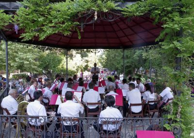 """""""La Música del Mundo"""". Concierto de la Banda Municipal de Música Santa Orosia © Miguel Ángel Muñoz"""