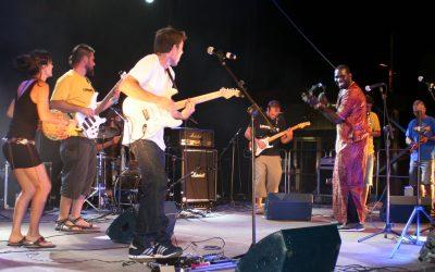 Los ritmos de «Lunas del Mundo» llegan a la Plaza Biscós