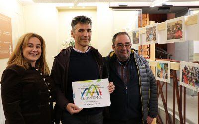Inauguración de la exposición fotográfica «El 50 Festival Folklórico de los Pirineos, en la calle»