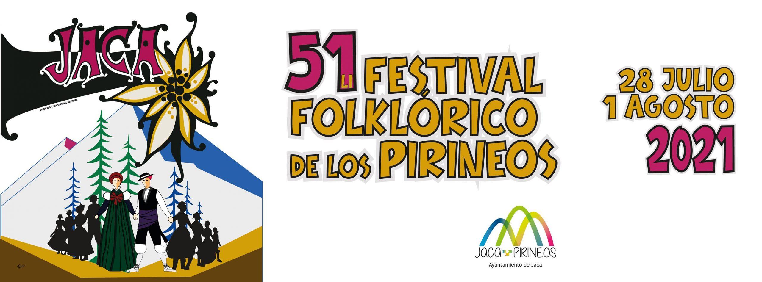 El Festival Folklórico de los Pirineos adapta su programa a las nuevas medidas anticovid