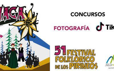 Concurso de Tik Tok y fotografía, con premios Jaca Pirineos