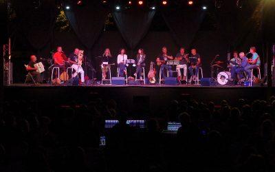 «Miércoles de Cecina» llenó San Lure de música, alegría y sentimientos