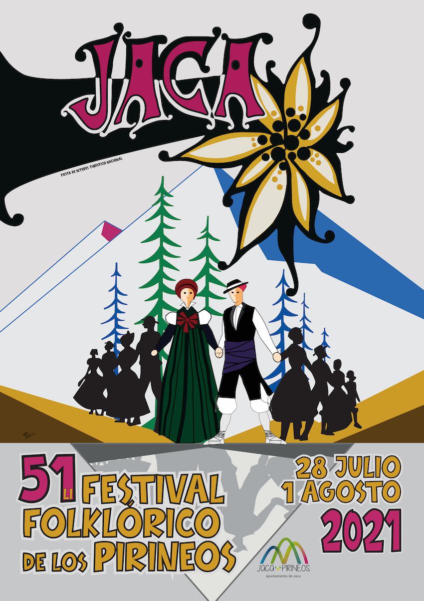 51 edición del Festival Folklórico de los Pirineos