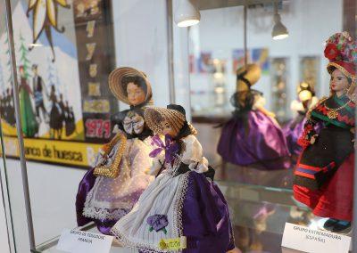 Ciudadela de Jaca. Exposiciones del Festival Folklórico de los Pirineos 2021