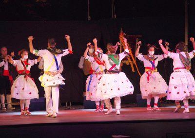 Foto: Gonzalo Jimenez. Festival Folklórico de los Pirineos