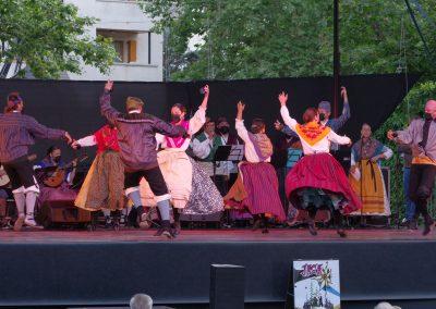 Foto: M.A. Muñoz. Festival Folklórico de los Pirineos